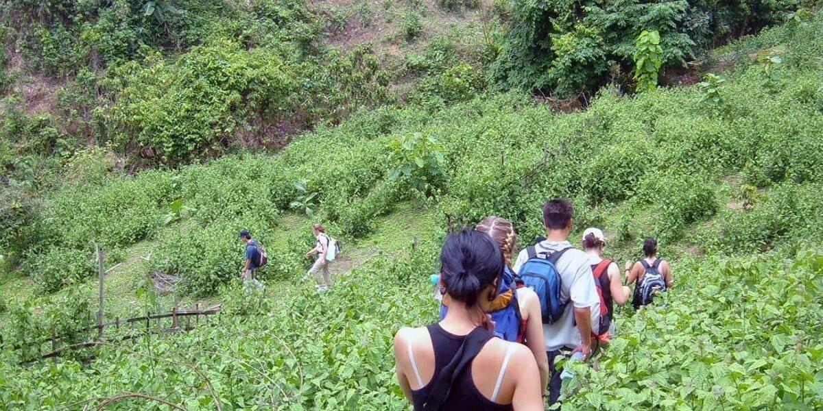Trekking Kumbhalgarh