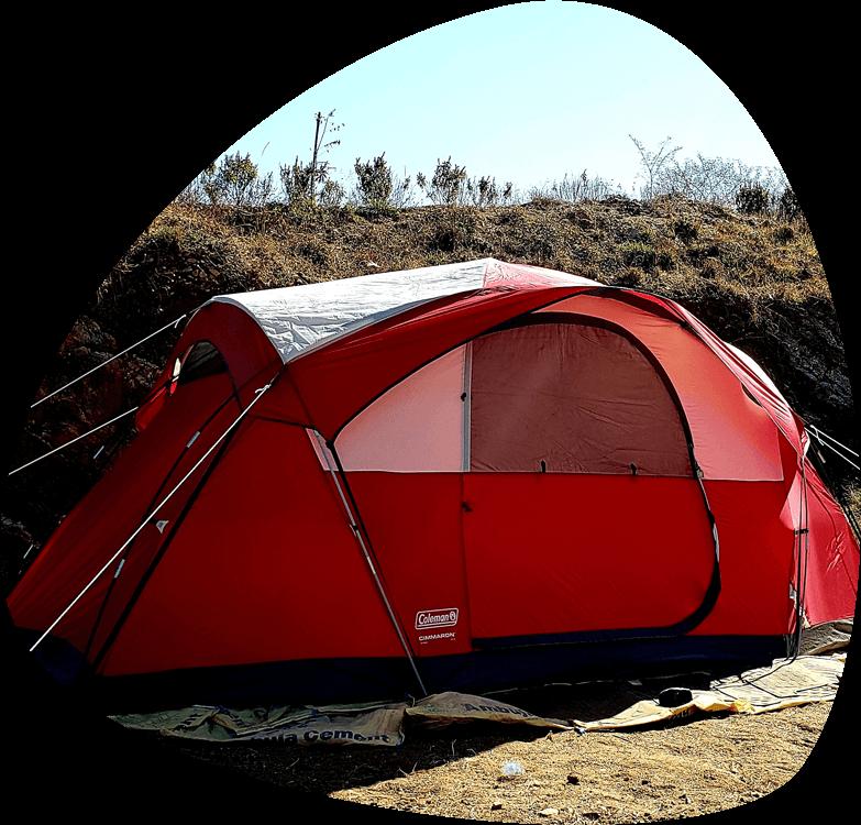 camping kumbhalgarh